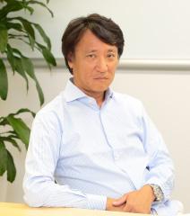 代表取締役社長 伊藤泰充